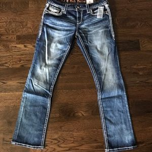 Rock Revival Jeans - NWT Rock Revival Women's Lupe